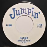 "45Re ✦RONNIE ISLE ""Hassie""✦THE BOATWRIGHT BROTHERS ""The Broken Hip""✦60s R&B ♫"